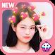 Crown Heart Emoji Camera - Heart Camera Effect