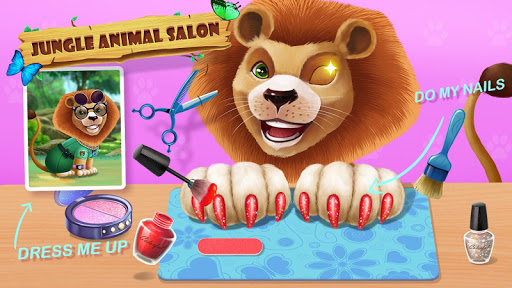 ud83eudd81ud83dudc3cJungle Animal Makeup apktram screenshots 1