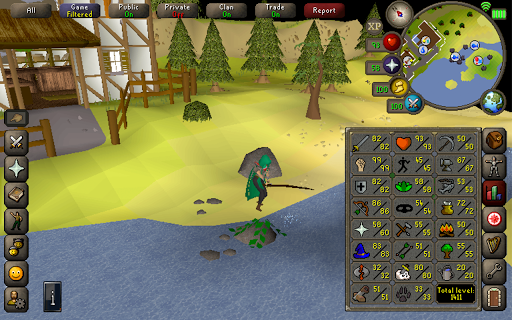 Old School RuneScape 195.1 screenshots 20