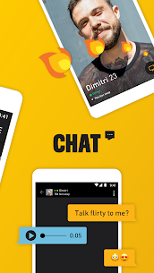 GRINDR GAY CHAT MOD APK DOWNLOAD FREE HACKED VERSSION 1