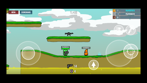 mini rangers: online militia game screenshot 1