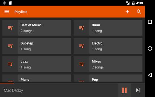 AudioVision Music Player 2.8.5 Screenshots 9