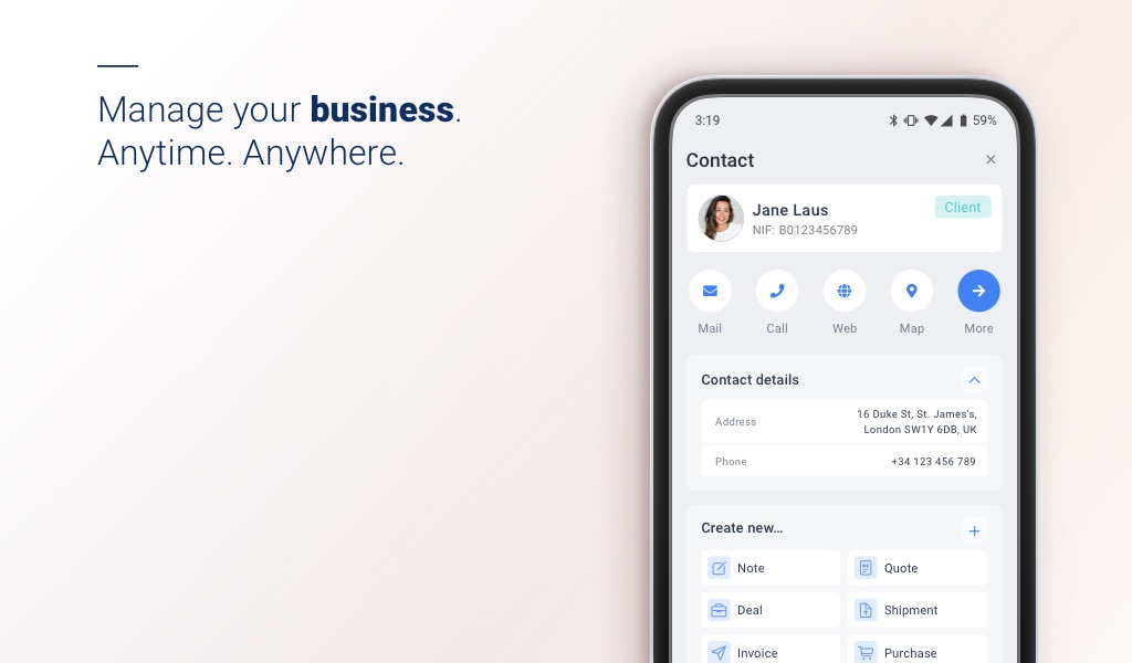 Holded - Manage your business screenshot 12