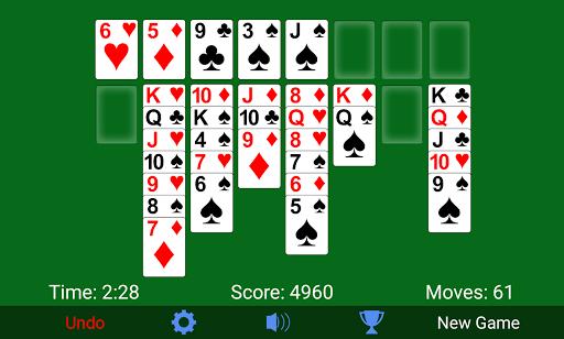FreeCell Solitaire 7.5.0 screenshots 10