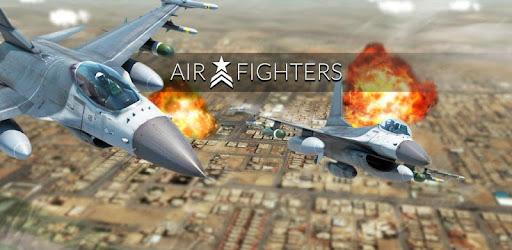 Screenshot of AirFighters