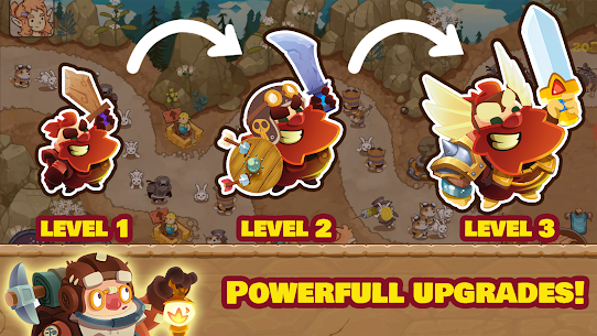 Tower Defense Realm King: Epic TD Strategy Element 3