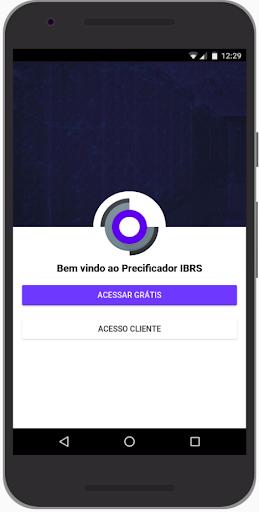precificador ibrs screenshot 2