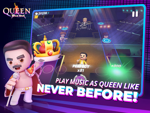 Queen: Rock Tour - The Official Rhythm Game 1.1.2 screenshots 9