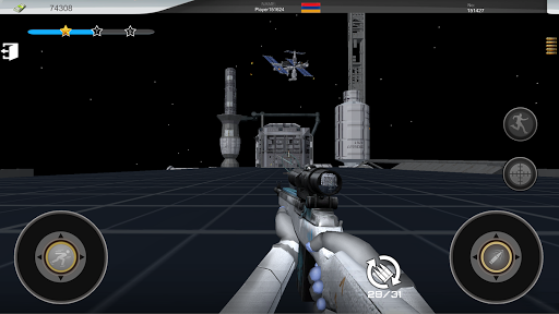 Space Warrior: Target Shoot 1.0.3 screenshots 7