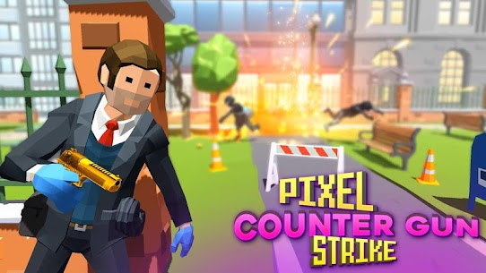 Counter Gangster City Strike: Battle Royale 2021 Hack Online (Android iOS) 3