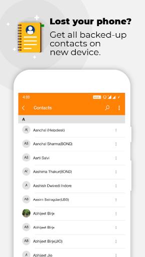 JioCloud - Free Cloud Storage 17.13.19 Screenshots 4