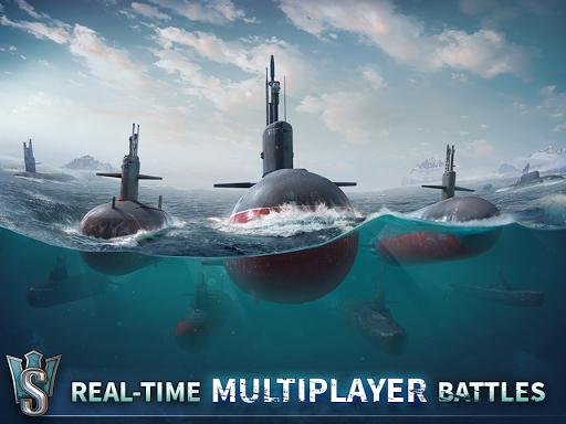 WORLD of SUBMARINES: Navy Warships Battle Wargame Apkfinish screenshots 20