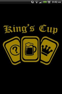 King's Cup (drinking game) 1