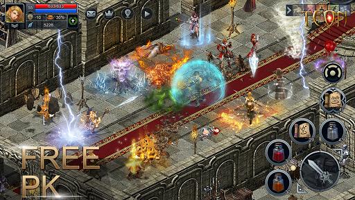 Teon: Sword & Magic apkslow screenshots 1