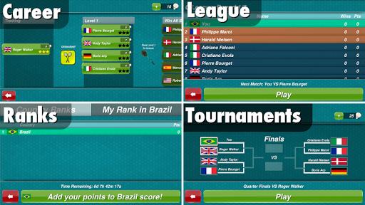 Badminton 3D  Screenshots 2