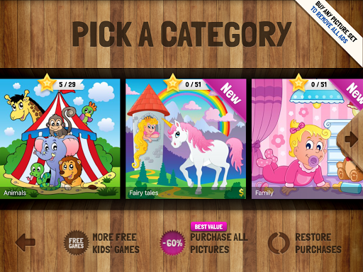 Kids' Puzzles  Screenshots 6