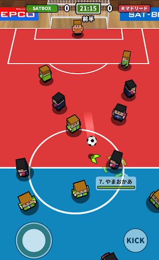 Soccer On Desk 1.3.8 screenshots 8
