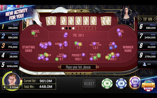 Poker World Mega Billions 2.101.2.101 Screenshots 13
