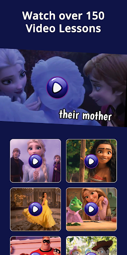Storytime: Learn English Powered by Disney 1.1.40 screenshots 3