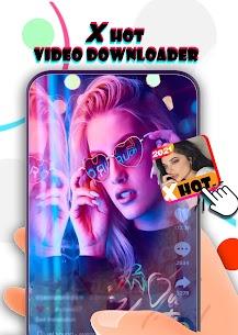 X HOT Video downloader – All Video Downloader 1