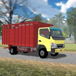 ES Truck Simulator ID 1.1.4 by ESproject logo