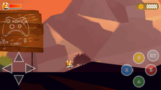 Corgi on Mountains Game Hack Android and iOS 2