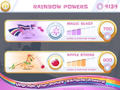 My Little Pony Rainbow Runners Mod Apk 2021.2.0 (Unlocked Characters) 13