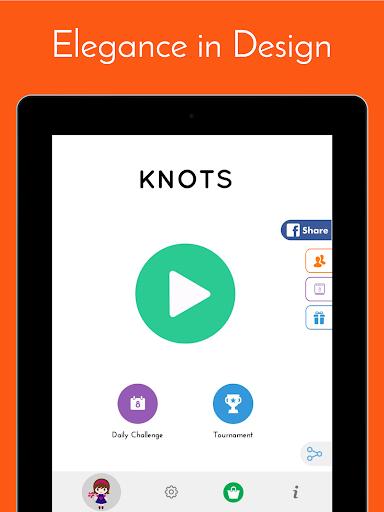 Knots Puzzle 2.4.4 screenshots 12
