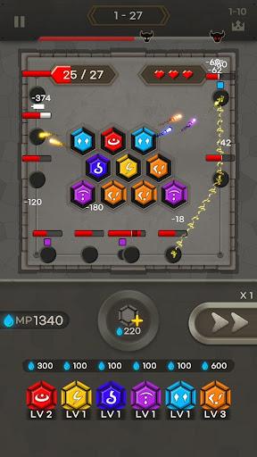 RUNExRUNE - Tower Defence 2.0.0 screenshots 1