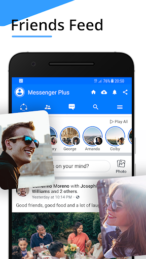 Foto do Messenger Pro for Messages, Video Chat for free