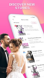 Kiss  Read  Write Romance Apk Download 3