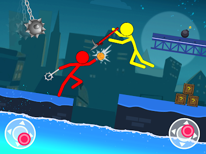 Stick Fighter  Stickman Games Apk Download 2021 4