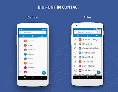 Big Font – Change Font Size & Text Size (PRO) MOD APK 2
