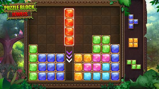 Puzzle Block Jewels screenshots 20