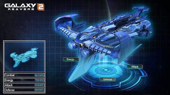 Galaxy Reavers 2 - Space RTS Battle 1.0.961 Screenshots 4