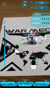 War Mech Defense Hack for Android and iOS 1