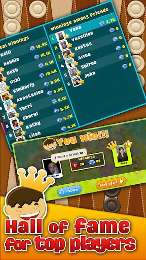 Backgammon Arena 3.0.27 screenshots 4