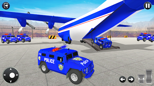 Grand Police Transport Truck 1.0.24 Screenshots 5