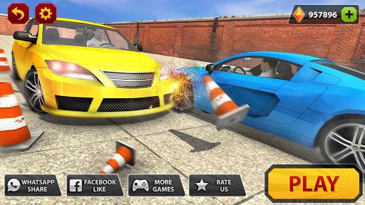 Car Parking Driver Test: Multistory Driving Mania screenshots 17