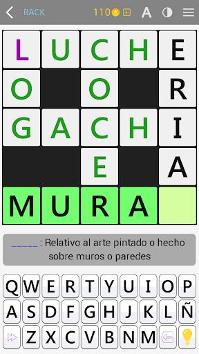 Crosswords - Spanish version (Crucigramas) 1.2.3 Screenshots 3