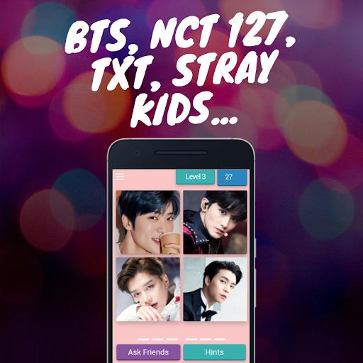Kpop Quiz: Guess the Idol Group 8.13.3z Screenshots 2