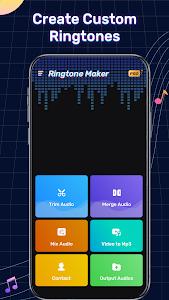 Free Ringtone Maker: Music Cutter, Custom Ringtone 1.01.25.0903 (Android 11) (Pro) (Arm64-v8a)