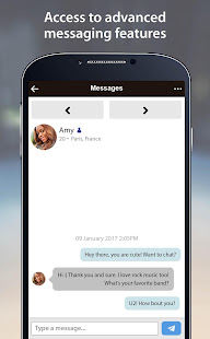 AfroIntroductions - African Dating App 4.2.2.3426 Screenshots 4