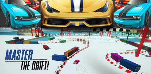 DRIFT MAYHEM u2013 Top Down Car Rally Race Online  screenshots 3