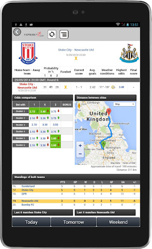 Football Predictions Forebet 1.96 Screenshots 14