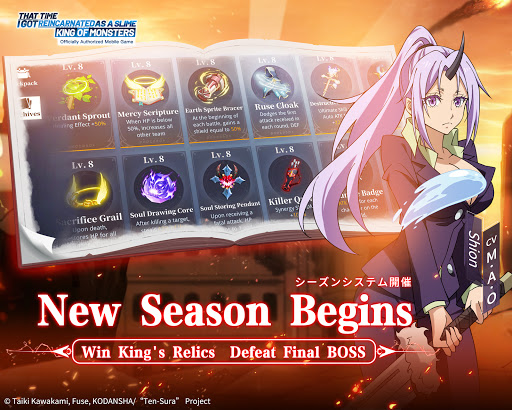 Tensura:King of Monsters 1.5.0 screenshots 13