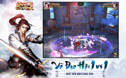 Giang Hu1ed3 Chi Mu1ed9ng - Tuyet The Vo Lam  screenshots 14