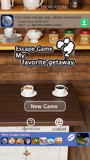 Room Escape Game: My favorite getaway modavailable screenshots 1