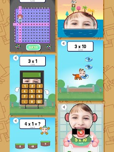 Crazy Times Tables Screenshot