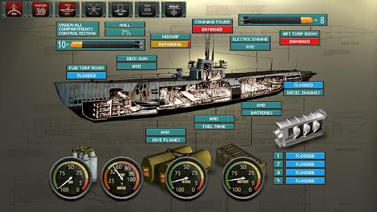 Silent Depth Submarine Sim v1.2.4 (Paid) 3